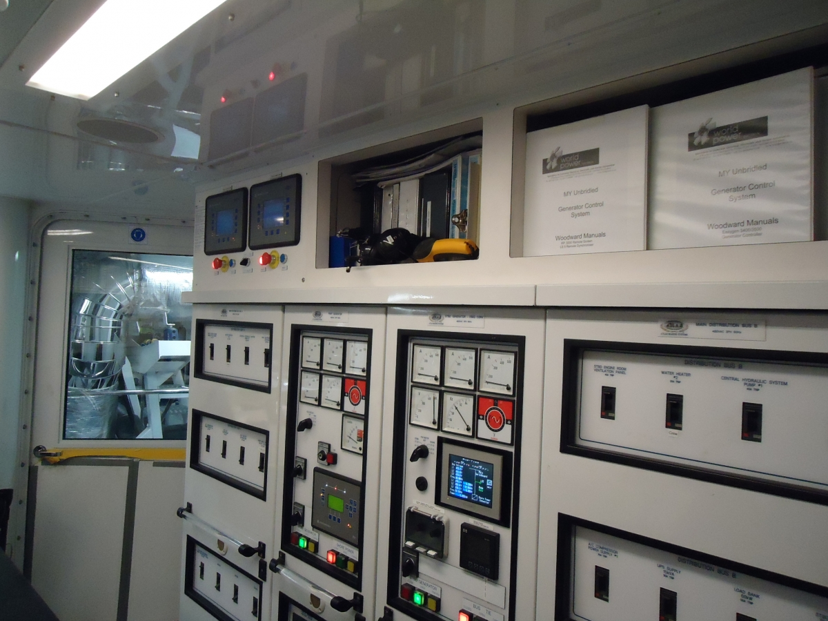 Power Generation And Generator Services Switchboard Wiring Nz Control Systems